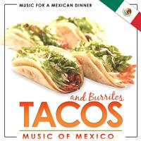 Mariachi Guadalajara - Music for a Mexican Dinner. Tacos and Burritos. Music of Mexico