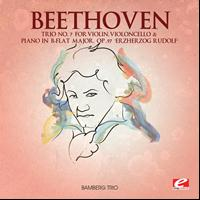 "Ludwig van Beethoven - Beethoven: Trio No. 7 for Violin, Violoncello and Piano in B-Flat Major, Op. 97 ""Erzherzog Rudolf"" (Digitally Remastered)"