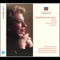 Alicia de Larrocha - Concertos From Spain