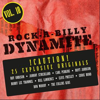 Various Artists - Rock-A-Billy Dynamite, Vol. 10