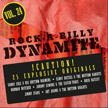 Various Artists - Rock-A-Billy Dynamite, Vol. 24