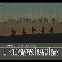 Greensky Bluegrass - All Access: Volume Two