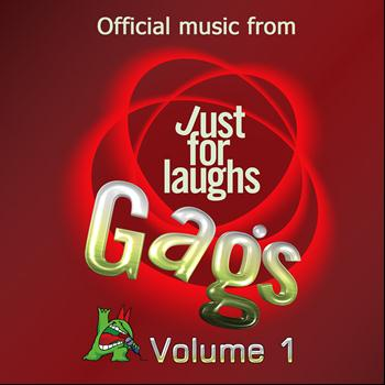 Various Artists - Just for Laughs Gags Music, Vol. 1