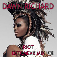 Dawn Richard - Riot (DJ Tomekk Remix)