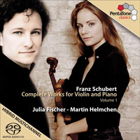 Julia Fischer - Schubert, F.: Violin and Piano Music (Complete), Vol. 1