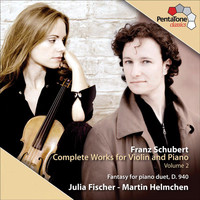 Julia Fischer - Schubert: Complete Works for Violin and Piano, Vol. 2