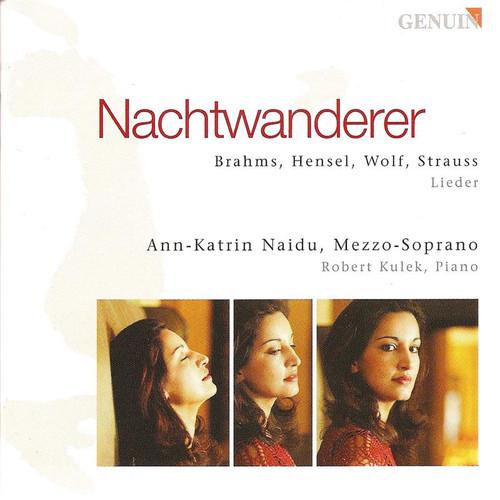 Ann-Katrin Naidu MP3 Track 5 Lieder, Op. 106 (text by A. Frey): 5 Lieder, Op. 106: No. 4. Meine Lieder