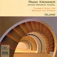 Island - Krommer, F.: Quartets for Bassoon, 2 Violas and Cello, Op. 46, Nos. 1-2 / Hummel, J.N.: Trio for 2 Violas and Cello