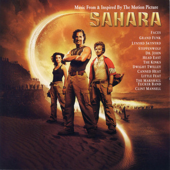 Various Artists - Sahara (Music from and Inspired by the Motion Picture)
