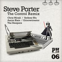 Steve Porter - The Control (Remixes)