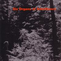Six Organs Of Admittance - Six Organs Of Admittance