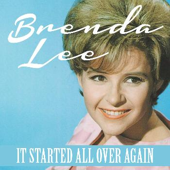 Brenda Lee - It Started All over Again