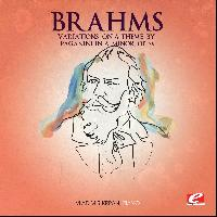 Johannes Brahms - Brahms: Variations on a Theme by Paganini in A Minor, Op. 35 (Digitally Remastered)