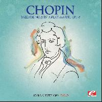 Frédéric Chopin - Chopin: Ballade No. 3 in A-Flat Major, Op. 47 (Digitally Remastered)