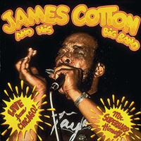 James Cotton - Live From Chicago - Mr. Superharp Himself!