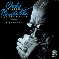 Charlie Musselwhite - Signature