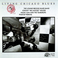 Various Artists - Living Chicago Blues, Vol. 2