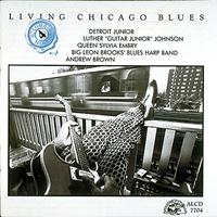 Various Artists - Living Chicago Blues, Vol. 4
