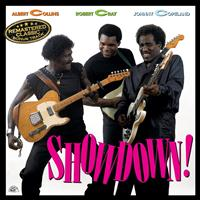 Albert Collins, Robert Cray & Johnny Copeland - Showdown!