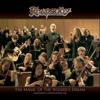 Rhapsody - The Magic of the Wizard's Dream - EP (feat. Christopher Lee)