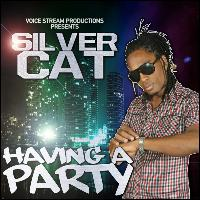 Silver Cat - Having a Party - Single