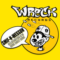 Smif-n-Wessun - Hellucination b/w Home Sweet Home