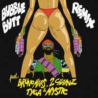 Major Lazer - Bubble Butt (feat. Bruno Mars, 2 Chainz, Tyga & Mystic)