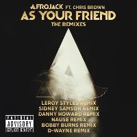 Afrojack - As Your Friend (Explicit)