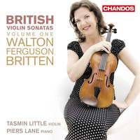 Tasmin Little / Piers Lane - British Violin Sonatas, Vol. 1