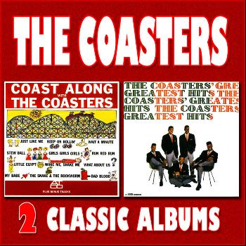 The Coasters - Greatest Hits / Coast Along with the Coasters