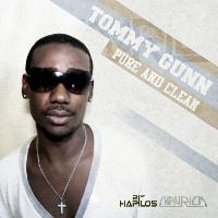 TOMMY GUNN - Pure and Clean - Single