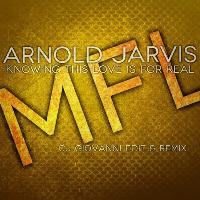 Arnold Jarvis - Knowing This Love Is for Real