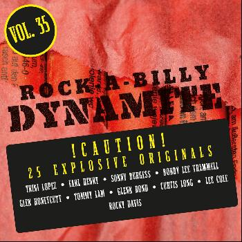 Various Artists - Rock-A-Billy Dynamite, Vol. 35
