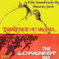 Maurice Jarre - Lawrence of Arabia & The Longest Day - Film Soundtracks