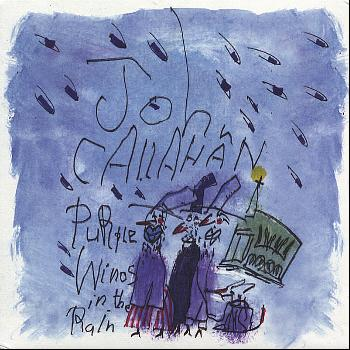 John Callahan - Purple Winos in the Rain