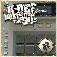 K-Def - BEATS FROM THE 90'S VOLUME 2