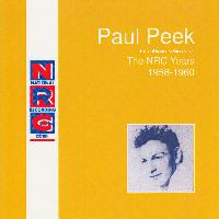 Paul Peek - National Recording Corporation: The NRC Years 1958-1960