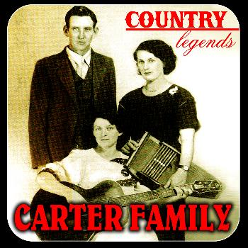 Carter Family - Country Legends