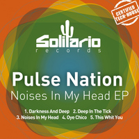 Pulse Nation Project - Noises in My Head E.p.