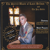 Louie Bellson - The Sacred Music of Louie Bellson