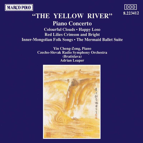 Cheng-zong Yin MP3 Album Chu / Liu / Sheng / Xu / Yin / Shi: Yellow River Piano Concerto (The) / Chinese Works for Piano Solo