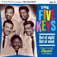 The Five Keys - Out of Sight Out of Mind - Complete Capitol Recordings Vol. 2