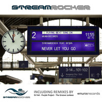 Streamrocker feat. Nyjra - Never Let You Go