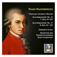 Friedrich Gulda - Piano Masterpieces: Friedrich Gulda, Vol.1 (Recordings 1962)