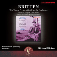 Richard Hickox - Britten: The Young Person's Guide to the Orchestra