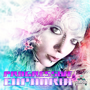 Various Artists - Progressive Euphoria v.1 by DJNV (Best of Trance, Progressive, Goa and Psytrance Hits)