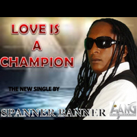Spanner Banner - Love Is a Champion - Single