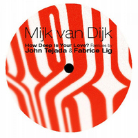 Mijk Van Dijk - How Deep Is Your Love (Remixes)