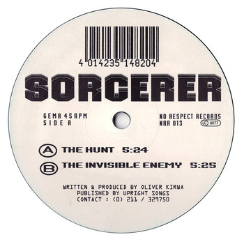 Sorcerer - The Hunt