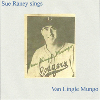 Sue Raney - Van Lingle Mungo